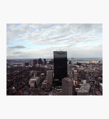 Boston View Photographic Print