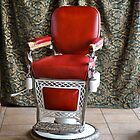 Barber Chair by richard  webb