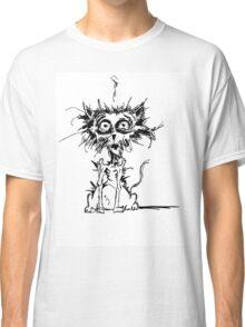 Angst Cat Classic T-Shirt
