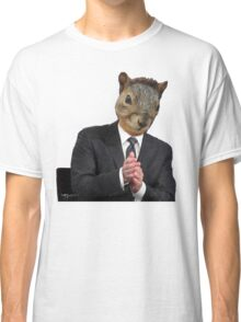 Jimmy Squirrel Classic T-Shirt
