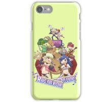 [RO1] Creative Design September 2015 Winner - Heroes Vs Monsters iPhone Case/Skin