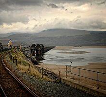Barmouth Railway Bridge, Wales by Simon Duckworth