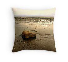 Sand Bay Throw Pillow