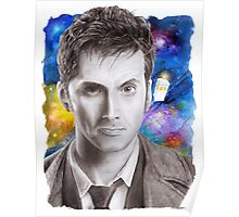 Doctor Who No.10 - David Tennant 1 Poster