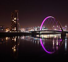 Clyde Arc by Maria Gaellman