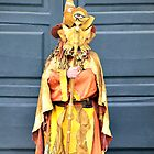 Witch figure: Santiago de Compostela, Galicia, Spain by Steve