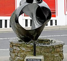 Charity Wishing Shell, Shanklin by Rod Johnson