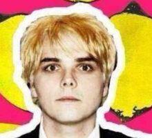Emo In Lemon Sticker
