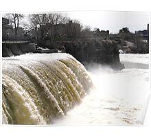 Rideau Falls, Ottawa Poster