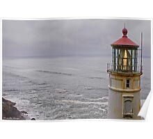 Heceta Head Lighthouse Poster