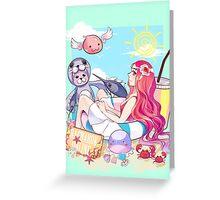 [RO1] Creative Design September 2015 Winner - Ragnarok Online Greeting Card