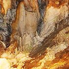 Timpanogos Cave Rock Pattern by Bellavista2