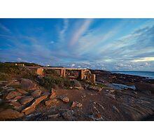 The Old Water Wheel - Cape Leeuwin WA Photographic Print