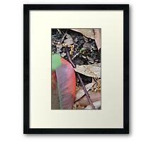 Here's a Stretch Framed Print