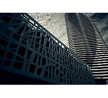 Broadbeach in Abstract Photographic Print