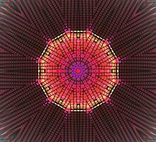 Reflector Gnarl Kaleido  (UF0234) by barrowda