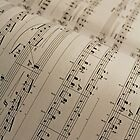 Sheet Music by Nichelle Jones