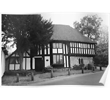 The Manor House, Leeds Poster