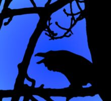 Shadow of the Raven Sticker