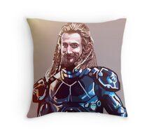 At Your Service Throw Pillow
