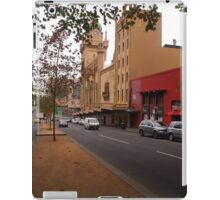 A funny thing happened on the way to the Forum!! Melb. VIC Australia iPad Case/Skin