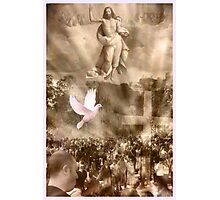 The power of Resurrection Photographic Print