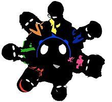 The Investigators - Persona 4 by RobsteinOne