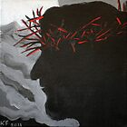 Crown of Thorns- Jesus by kreativekate
