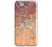 Pastel Graffiti Twist iPhone Case/Skin