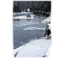 Muskoka River Poster