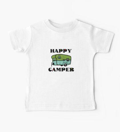 Happy Camper Baby Tee
