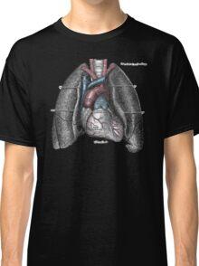 Grey's Anatomy - Heart & Lungs Classic T-Shirt