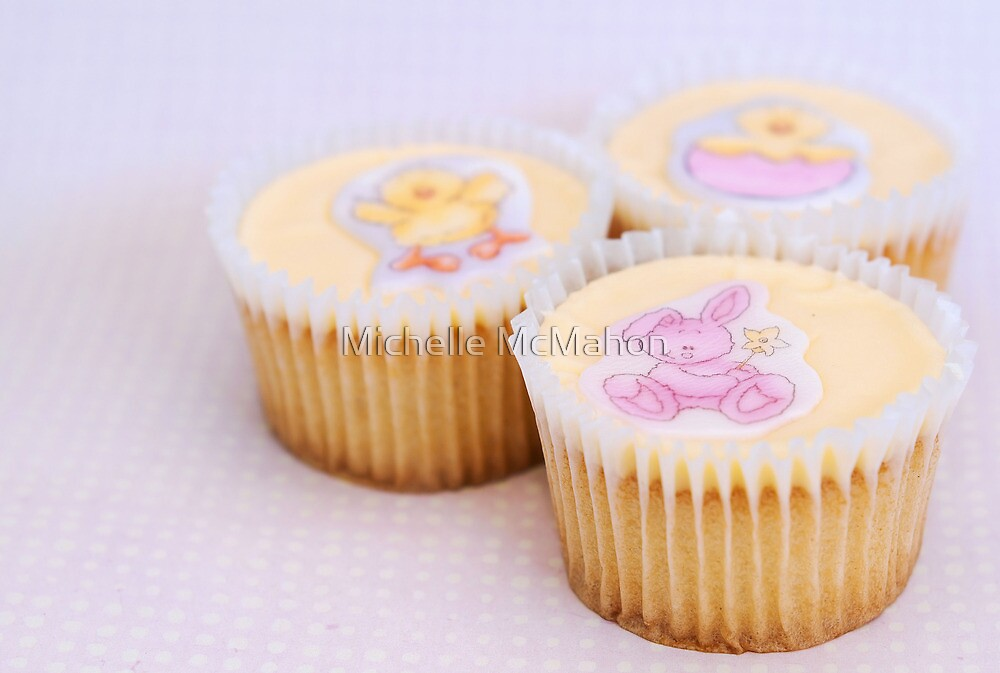 easter buns.. by Michelle McMahon