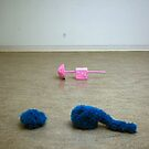 Blue and Pink/Untitled by KidLiliefeldt