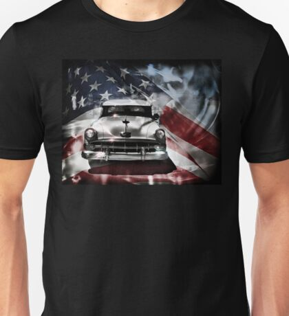 See The USA In Your Chevrolet Unisex T-Shirt