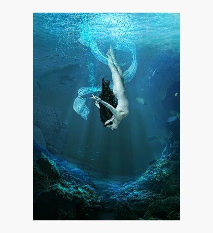 Water Dance Photographic Print