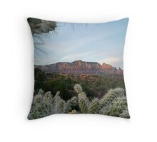 Its All Good ..SEDONA Throw Pillow
