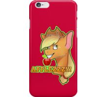 APPLEZZZ!!! MLP Apple Jack  iPhone Case/Skin