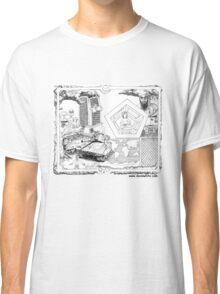 9/11 Intafada Classic T-Shirt