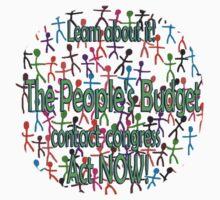The People's Budget by artbyjehf