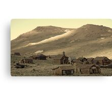 Bodie California Canvas Print