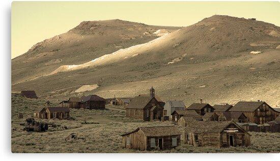 Bodie California by Nick Boren