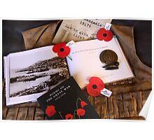 ANZAC MEMORIES Poster