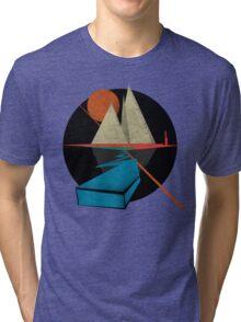 Mountain & Stars Tri-blend T-Shirt