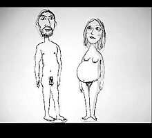 the birth - a you tube short by Loui  Jover