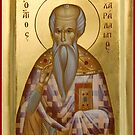 St Charalambos by ikonographics