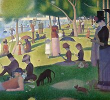 Mobile Seurat by Phneepers