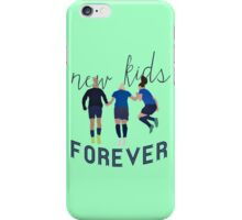 NEW KIDS iPhone Case/Skin
