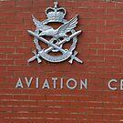 AUSTRALIAN ARMY AVIATION BASE by Colin Van Der Heide
