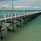 Beachport Jetty, South Australia by SusanAdey